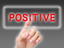 Positive Concept Royalty Free Stock Images