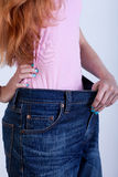 Positive Effekte der Diät Lizenzfreie Stockbilder
