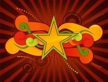 Positive energy background Stock Photography