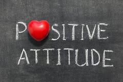 Positive Haltung Lizenzfreie Stockfotos