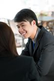 Positive partner Stock Photography