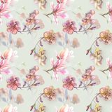 Positive soft pattern. For textile Stock Photos
