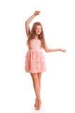 Positive teen girl Royalty Free Stock Photos