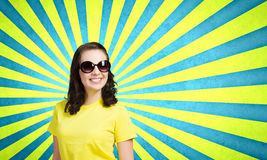 Positive teenager Royalty Free Stock Image