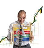 Positive Tendenz Lizenzfreies Stockfoto