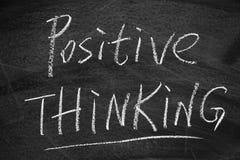Positive Thinking Stock Image