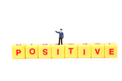 Positive thinking Stock Photos