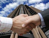 Positive Vereinbarung Lizenzfreies Stockbild