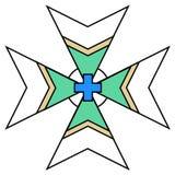 Positivism gathering logo stock images