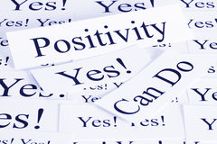 Positivity Concept Stock Photos