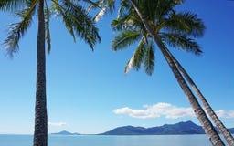 Posizione tropicale della spiaggia Fotografia Stock Libera da Diritti