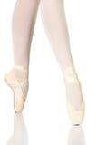 Posizioni dei piedi di balletto immagine stock