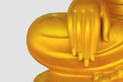 Posizioni della mano del Buddha Fotografie Stock Libere da Diritti