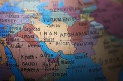 Posizioni: L'Iran Fotografie Stock