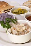 Posole. Traditional native posole royalty free stock image