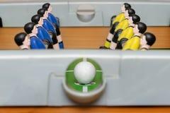 Posponga la partita di football americano fotografia stock libera da diritti
