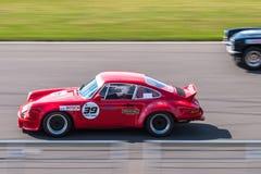 Posrche 911 αγωνιστικό αυτοκίνητο Στοκ Εικόνες