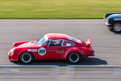 Posrche 911 racing car Stock Images
