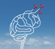 Possibilidade da mente Imagem de Stock