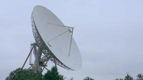 Possibilidade remota da disposição satélite vídeos de arquivo