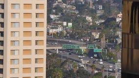 Possibilidade remota de tráfego em 5 de um estado a outro em San Diego filme
