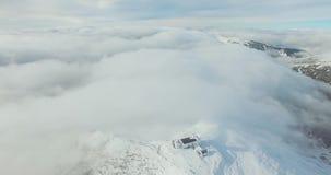 Possibilidade remota extrema de obs Na parte superior de uma montanha filme