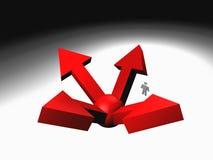 Possibilité et chance illustration de vecteur