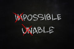 Possibilities Concept Royalty Free Stock Image