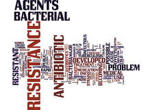 The Possible Doomsday Consequences Of Antibiotic Resistance Text Background Word Cloud Concept Royalty Free Stock Photo