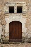 The Possonnière manor house - Couture-sur-Loir - France Royalty Free Stock Photos