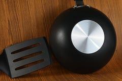 Postérieur de casserole Photo libre de droits