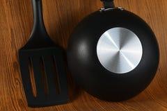 Postérieur de casserole Photo stock