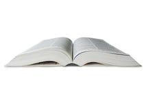 Postępowy Angielski słownik zdjęcie royalty free