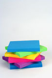 Post-it Immagine Stock