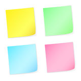 Post-It Stock Image