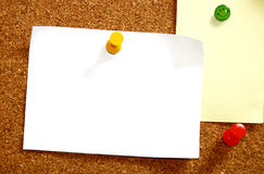 Post-it Royalty Free Stock Photo