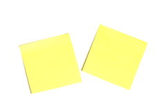 Post-It Lizenzfreies Stockbild