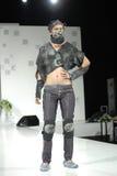 Post-apocalypse fashion style Royalty Free Stock Photography