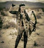 Queens of the Apocalypse; The Tribe Stock Photos