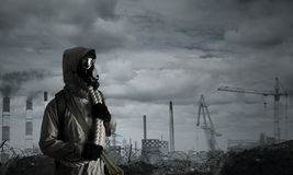 Post apocalyptic future Stock Photos