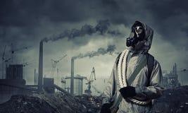 Post apocalyptic future Royalty Free Stock Photo