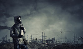 Post apocalyptic future Royalty Free Stock Photos