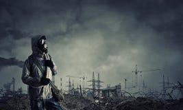 Post apocalyptic future Royalty Free Stock Photos
