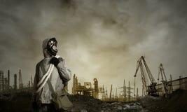 Post apocalyptic future Stock Photos