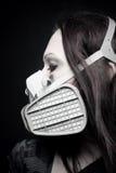 Post apocalyptic girl Stock Photography