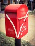 Post- ask Fotografering för Bildbyråer