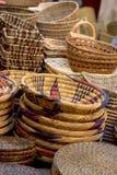 Post baskets Stock Photos