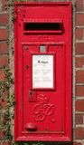 Post Box. A Royal Mail Post Box Stock Photos