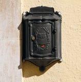 Post box. Stock Image