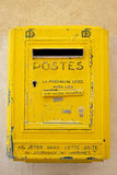 Post Box Stock Photography